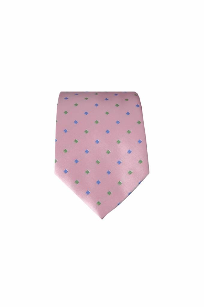 Roze stropdas VC45