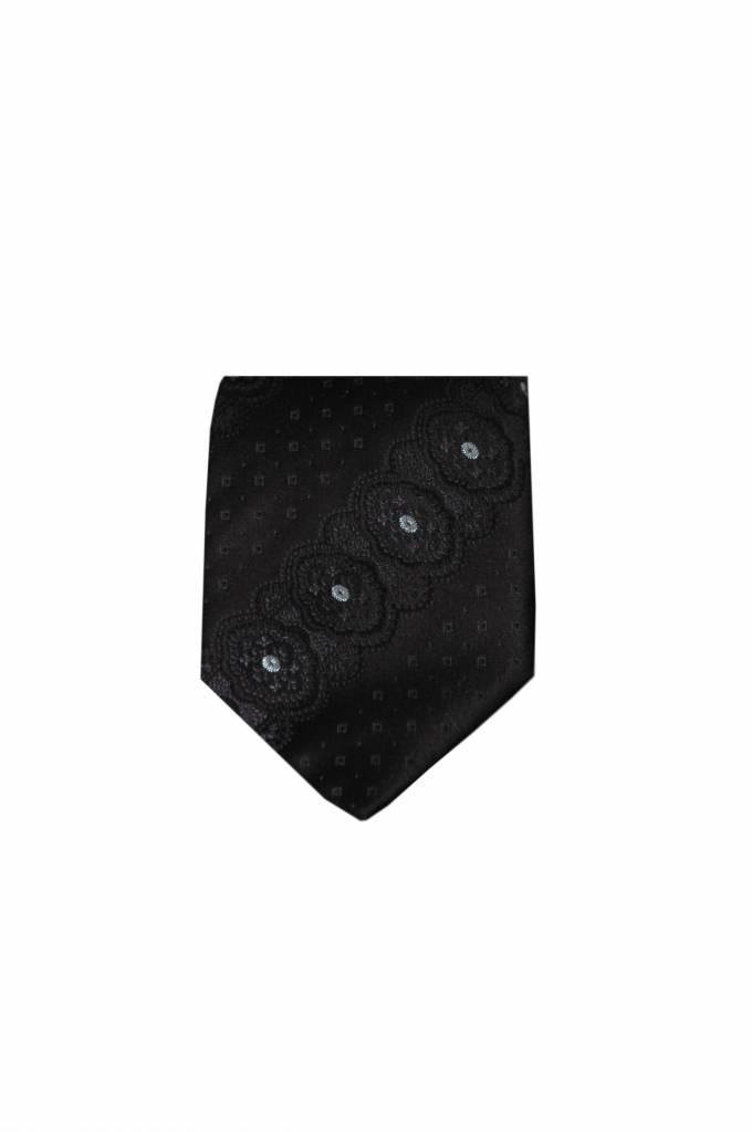 Zwarte stropdas VC38