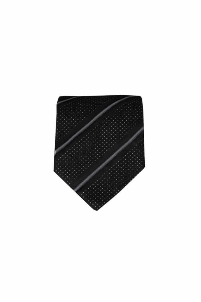 Zwarte stropdas VC28