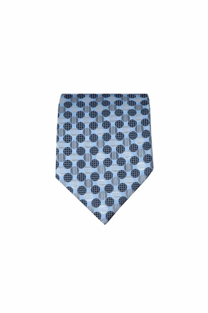 Blauwe stropdas M10