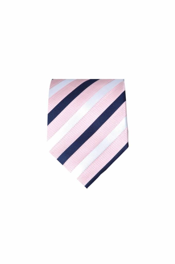 Roze stropdas M01