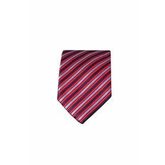 Massimo-Valeri  Red tie M14