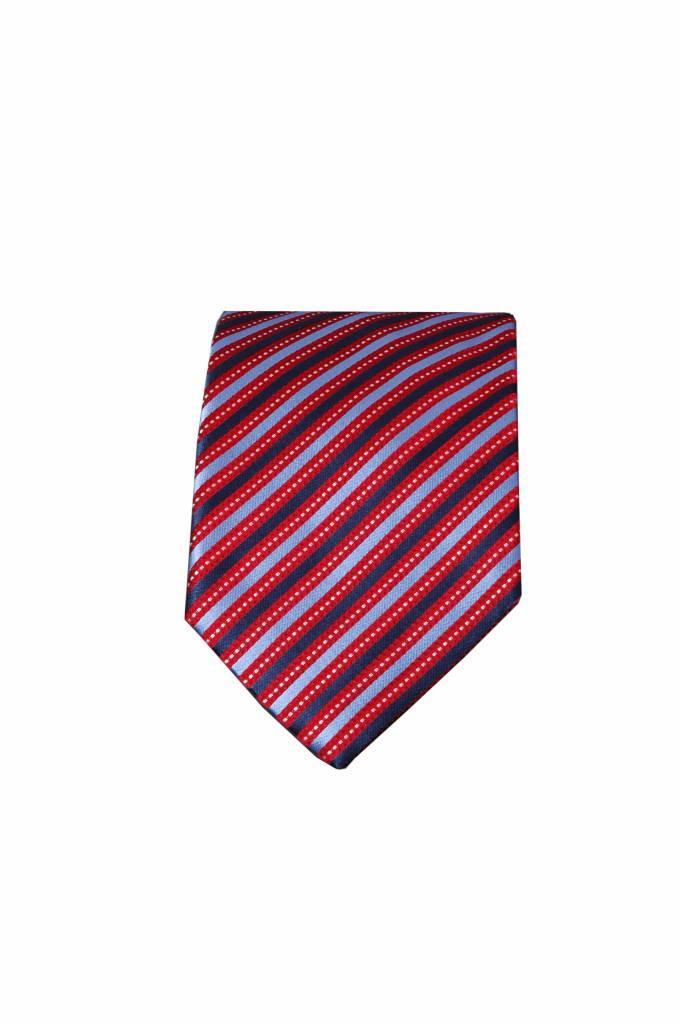 Rode stropdas M14