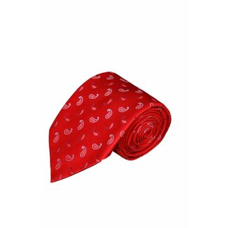 Claudius Zènnaro  Rote Krawatte Riccione