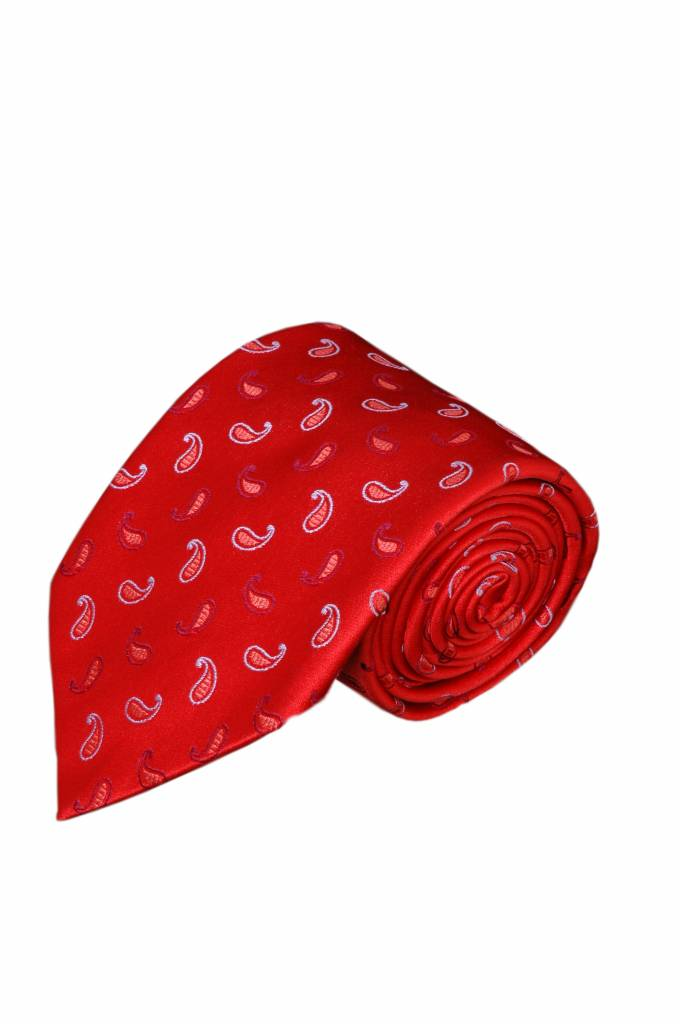 Rode stropdas Riccione