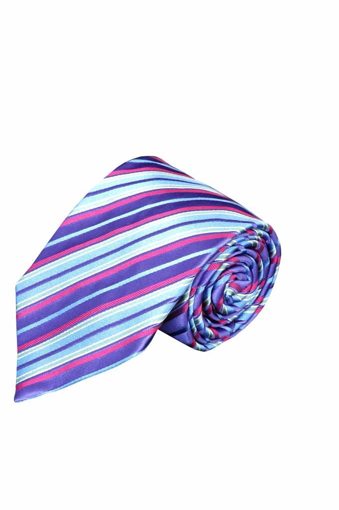Paarse stropdas Oleggio