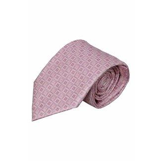 Massimo-Valeri  Roze stropdas V12