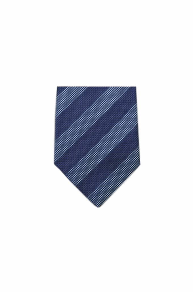 Blauwe stropdas VG19