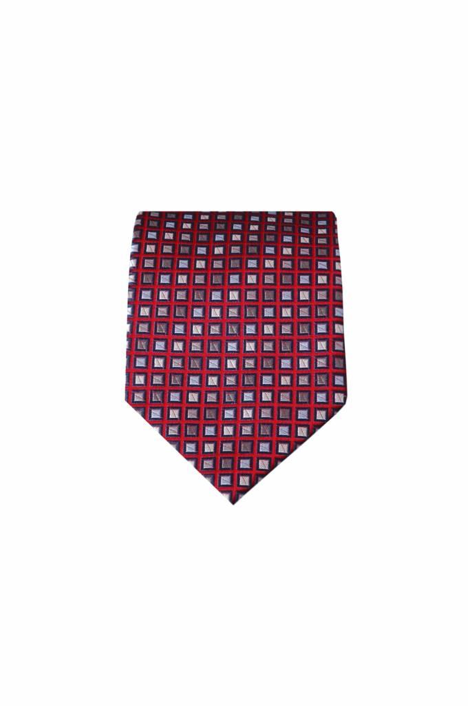 Rode stropdas M12