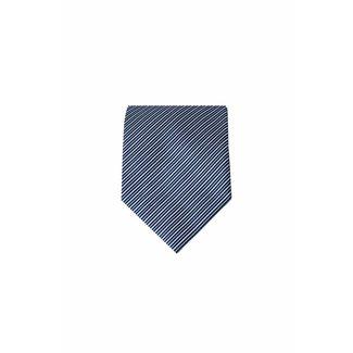 Massimo-Valeri  Blaue Krawatte M05