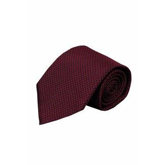 Giancarlo Butti Rote Krawatte Allesandria 127