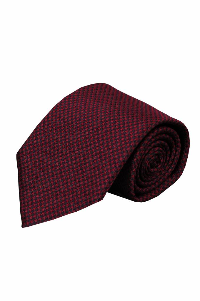 Rode stropdas Allesandria 127