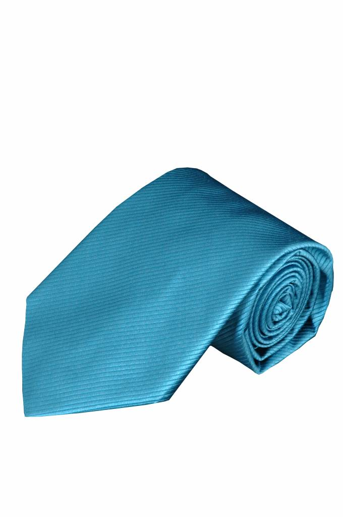 Blauwe stropdas Caprio 129