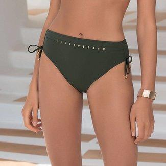 Lise Charmel Bikini coulisse slip green ABA0613