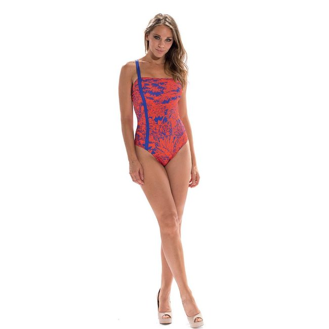 Nicole Olivier Nicole Olivier beachwear swimsuit Matinal Red