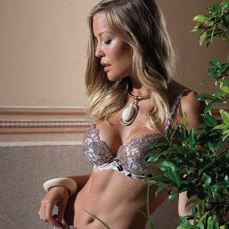 AMBRA AMBRA lingerie Sets Vanity oil  push bh/ hoge slip