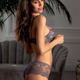 Lise Charmel  Lise Charmel lingerie Gris Orchid Shorty Enrichi lilac ACG0469