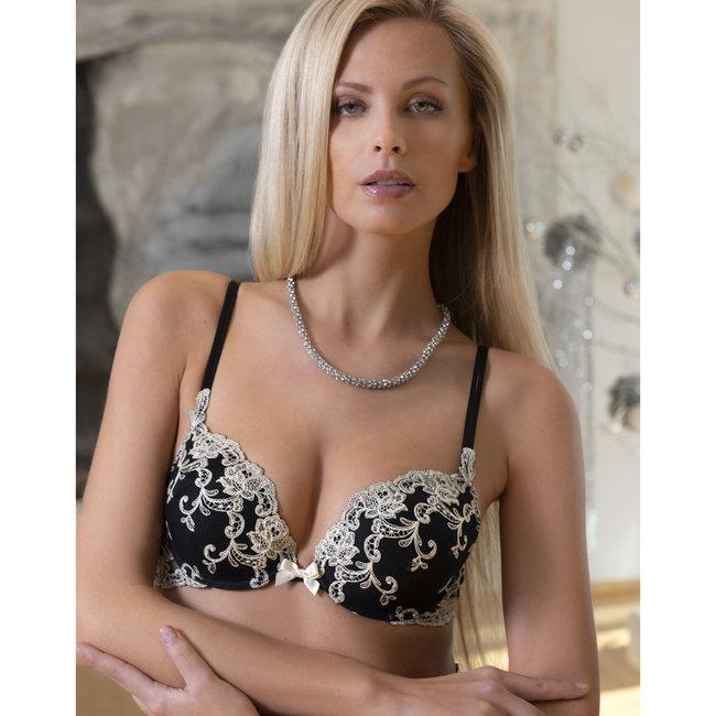 AMBRA  AMBRA Lingerie BH's Platinum Fashion  Oil Push BH 0336F