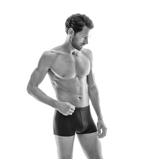 Hanro  Hanro Men Underwear Cotton  Superior Boxer 73086