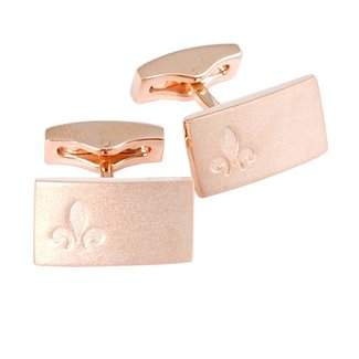 Volare Collection  Cuff link·gold·plated·VC295