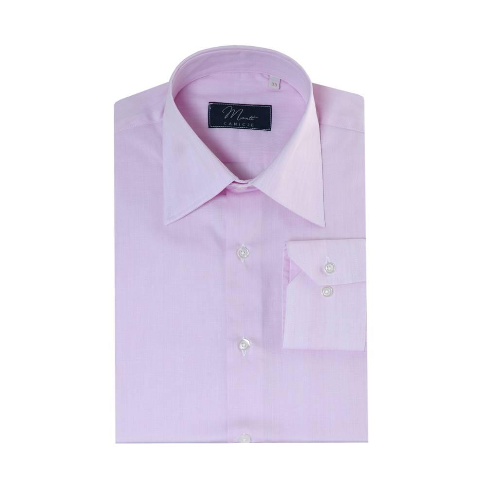 Italian Design Monti roze overhemd Daria 01