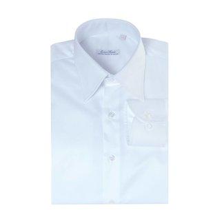 Enrico Monti  Monti weißen Hemd Aosta-01