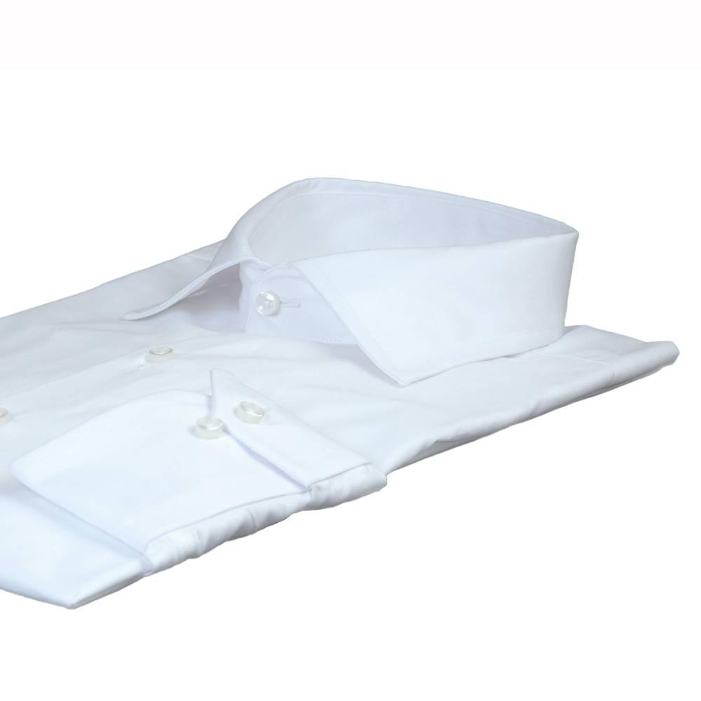 Italian Design Monti wit overhemd Mte Bianco