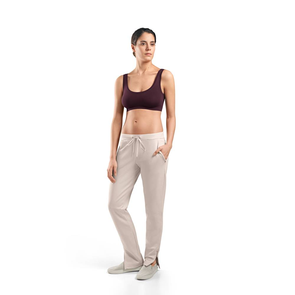 Hanro Dames kleding broek roze 78375