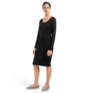Hanro  Hanro Damen kleidung Knits kleid schwarz 78377