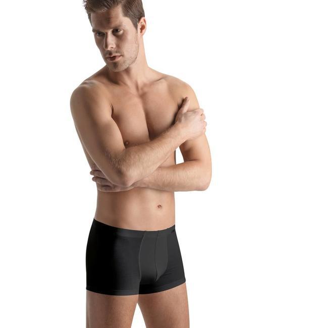 Hanro  Hanro Men Underwear Cotton Sensation boxer 73065