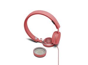 Urbanears Humlan oranje/roze koptelefoon