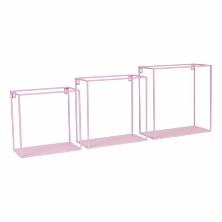 Wall box pink
