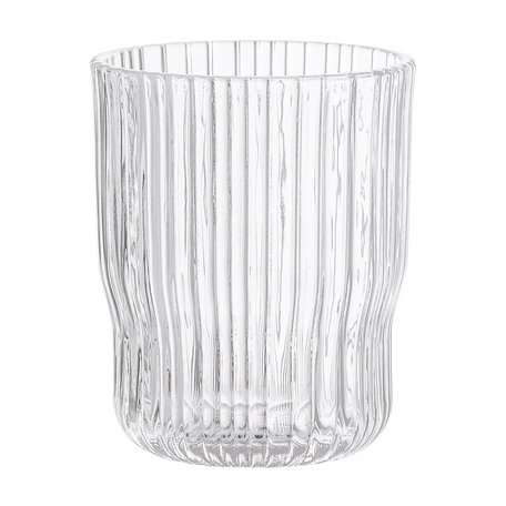 Drinkglas 'ribbels'