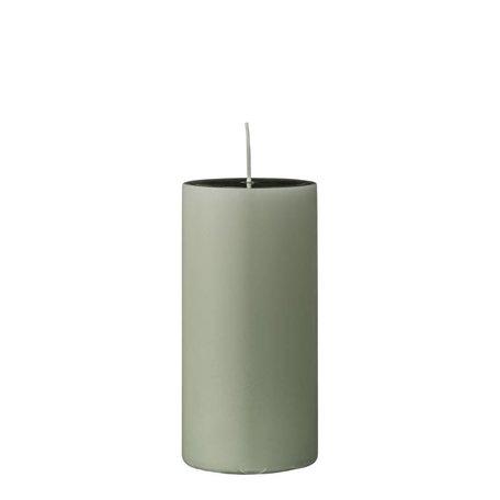 Stompkaars groen L