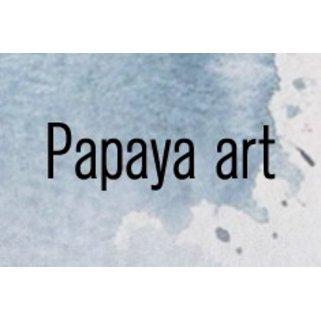 Papaya art