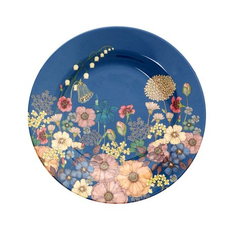 Bord bloemen