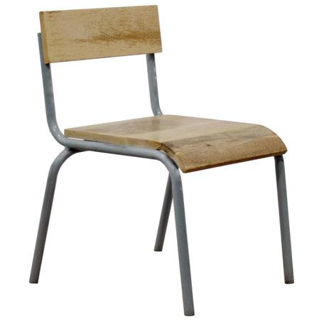 Kinderstoeltje original grijs