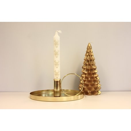 Kerstcadeau 'Golden Light'