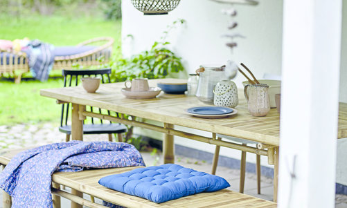 Zo breng je een Scandinavische stijl in jouw tuin