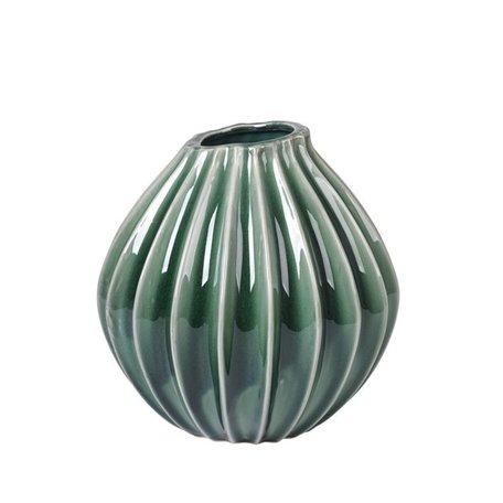 Vaas 'Wide' groen M
