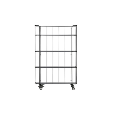 Caro metalen trolley