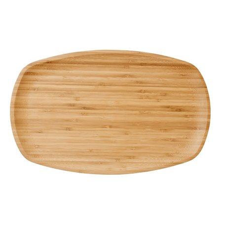Bamboe serveerschaal