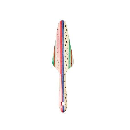 Melamine taartschep 'Louise's Stripe'