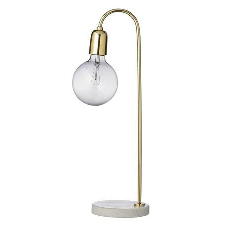 Lamp marmer