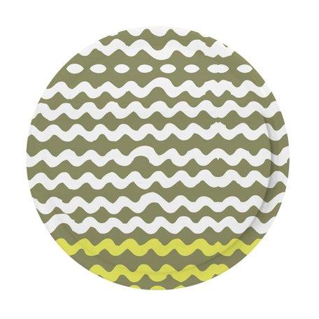 Dienblad hightide lemongreen