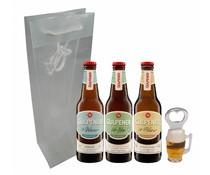 Bierpakket : Cadeautas Biologisch Gulpener