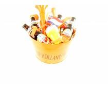 Bierpakket Hup Holland Hup Amstel Bier emmer