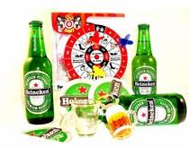 Bierpakket Strip Darts Heineken