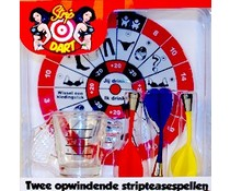 Bierpakket Strip Darts Grolsch