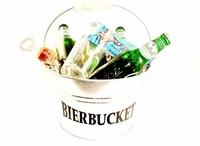 Cadeautip voor hem. Voor ieder budget een origineel bierbucket bierpakket.
